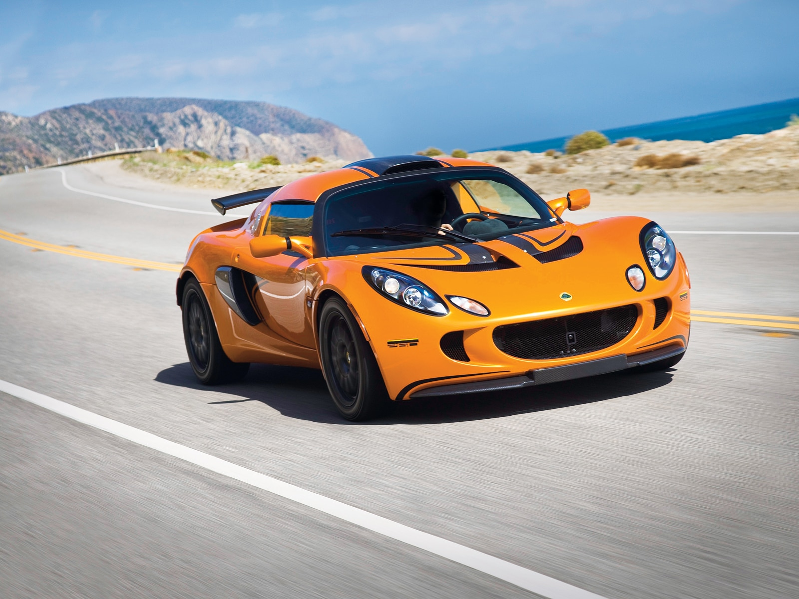 Lotus ExigeS 260 Sport  Lotus Exotic Sport Coupe Review
