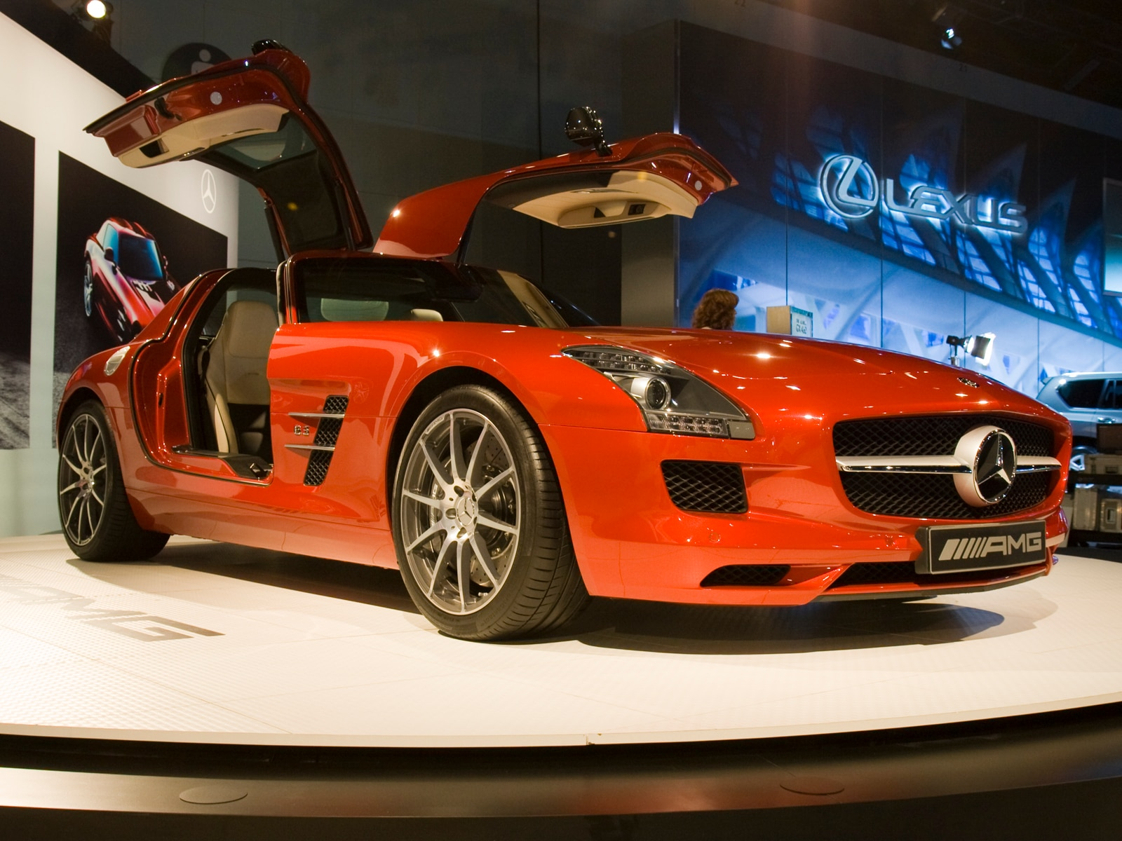 2011 mercedes benz sls amg mercedes benz sport coupe. Black Bedroom Furniture Sets. Home Design Ideas