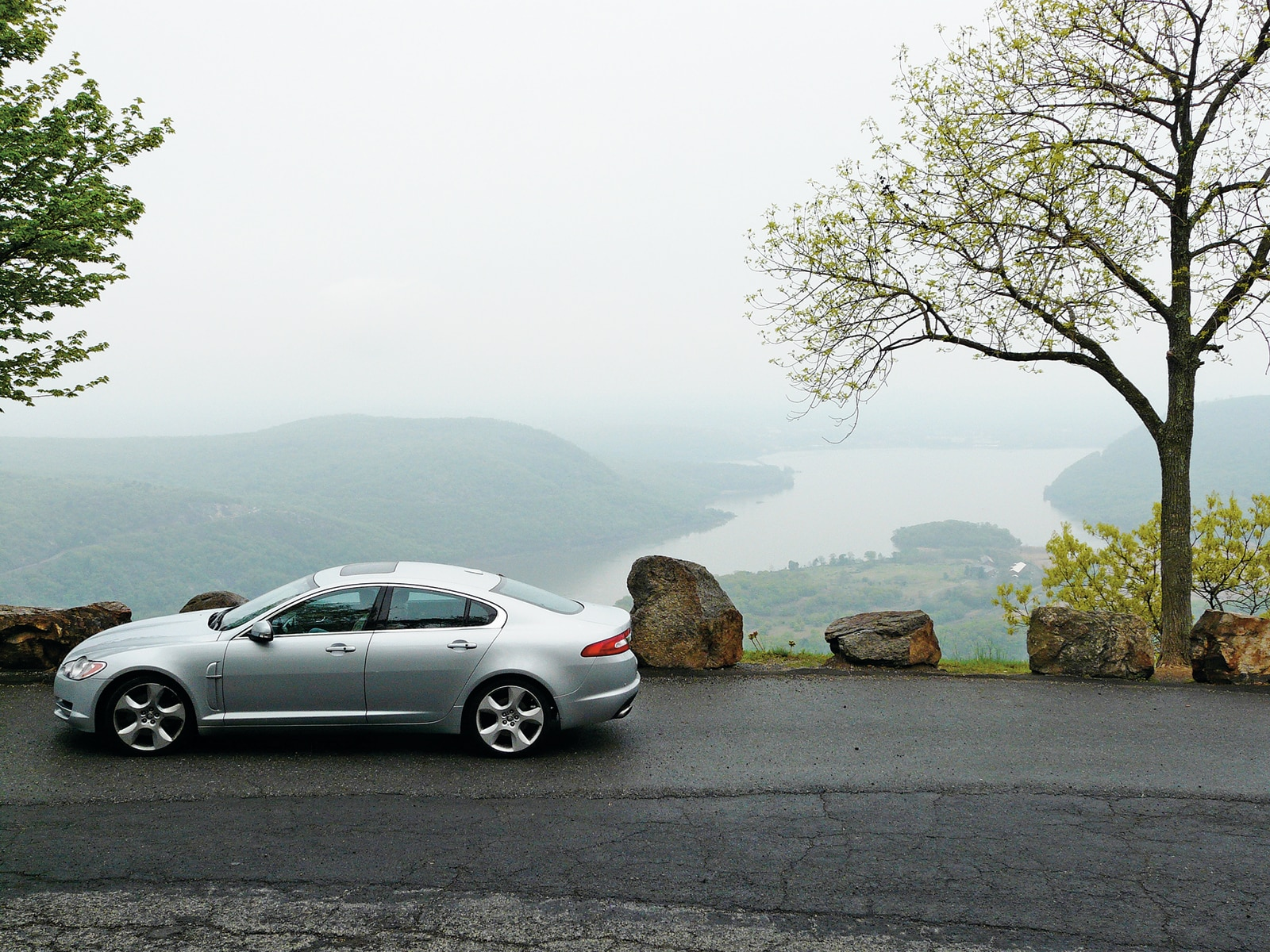 2009 jaguar xf supercharged long term wrap up review automobile magazine. Black Bedroom Furniture Sets. Home Design Ideas