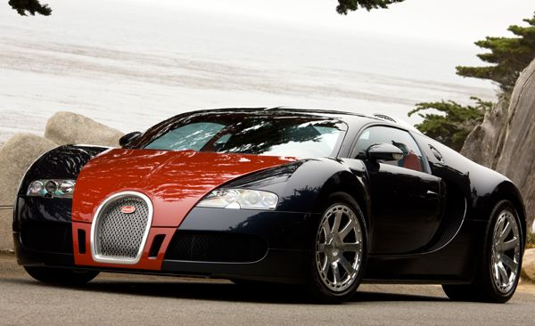 Man Sinks Bugatti Veyron In Two Feet Of Water