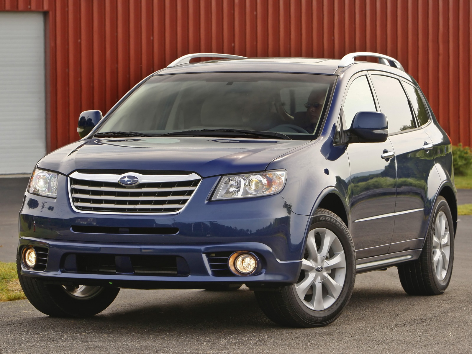 2010 subaru tribeca touring subaru fullsize suv review the vanachro Images