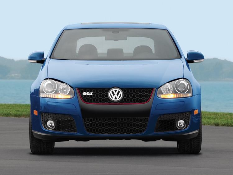 0912 01 Z 2009 Volkswagen GLI Front View