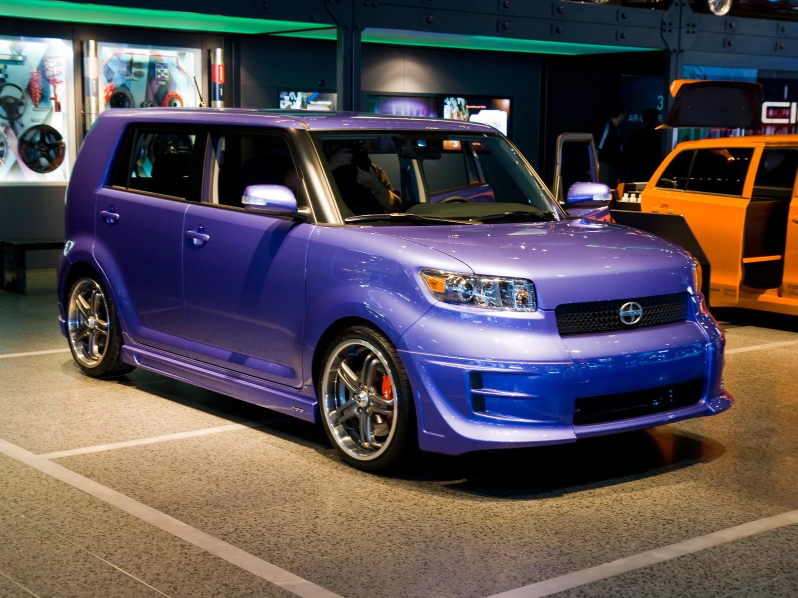 2010 Scion Xb Release Series 7 0 2009 La Auto Show