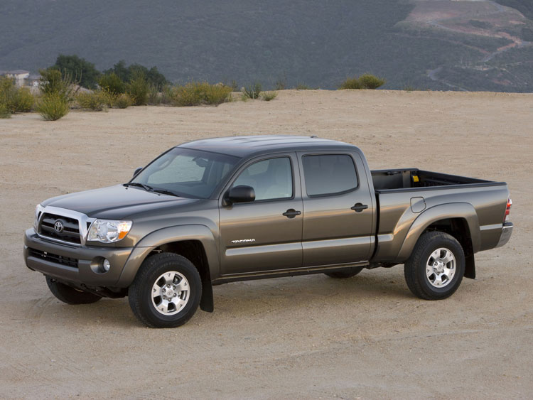 2009 toyota tacoma double cab 4x4 v 6 sr5 trd toyota. Black Bedroom Furniture Sets. Home Design Ideas