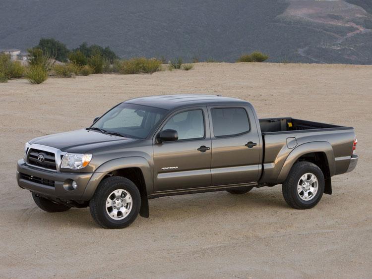2009 toyota tacoma double cab 4x4 v 6 sr5 trd toyota midsize pickup truck review automobile. Black Bedroom Furniture Sets. Home Design Ideas