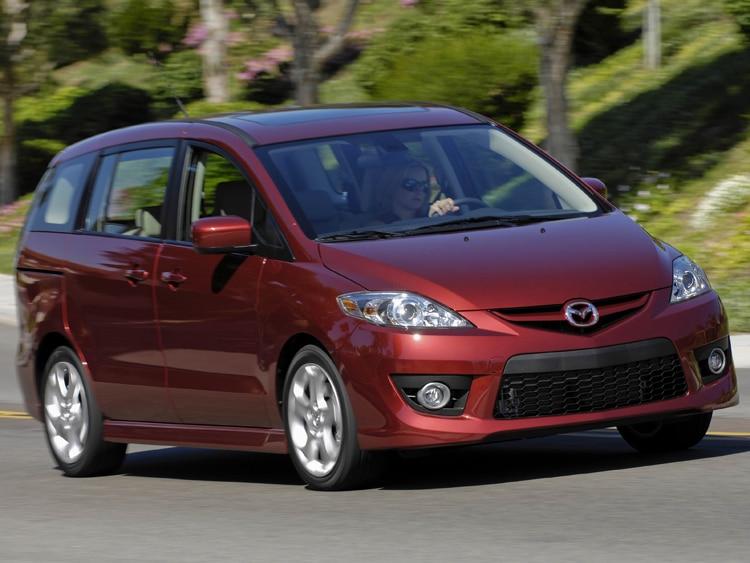 2010 mazda5 touring mazda minivan review automobile. Black Bedroom Furniture Sets. Home Design Ideas