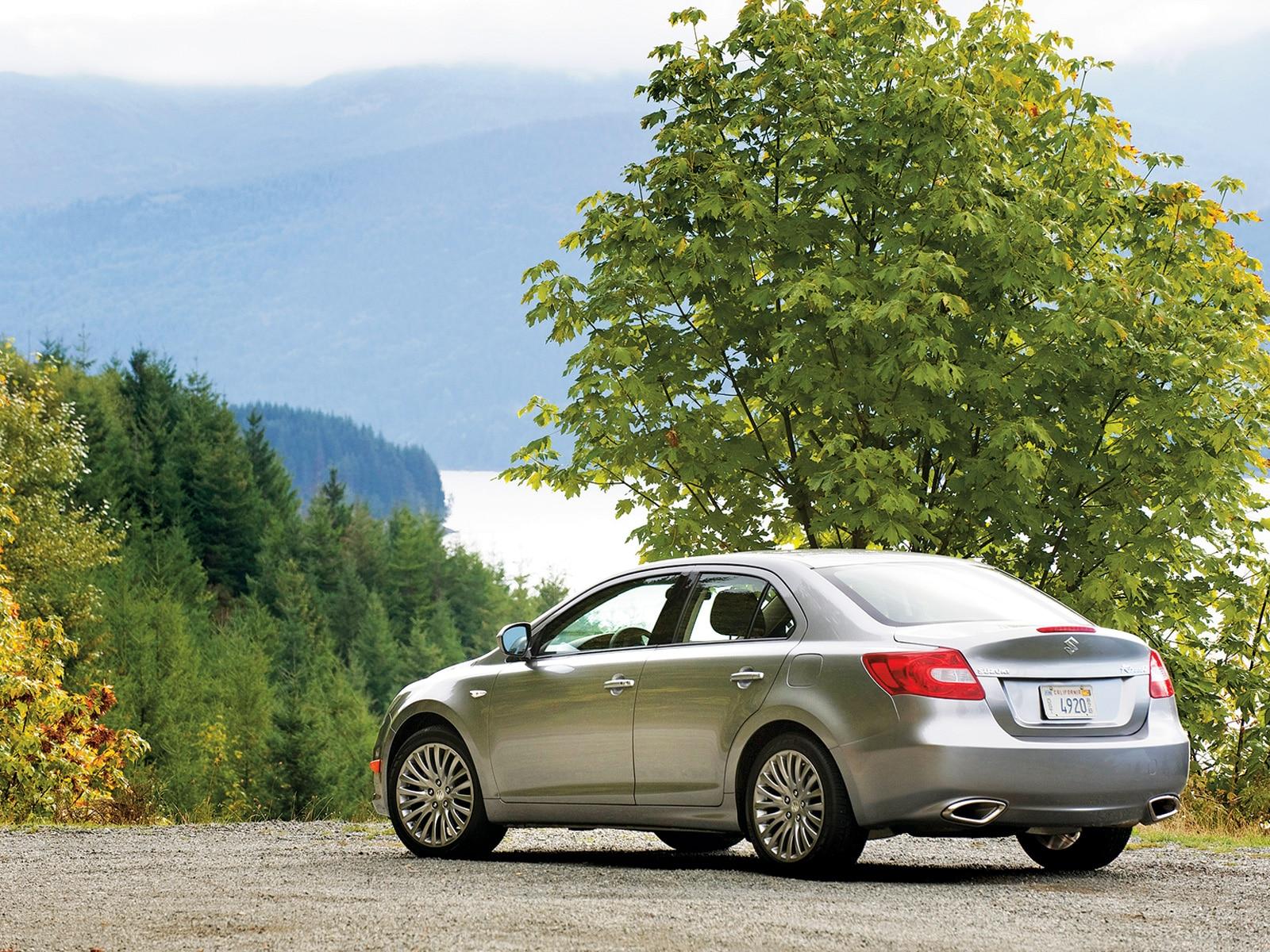 2010 suzuki kizashi suzuki midsize sedan review automobile