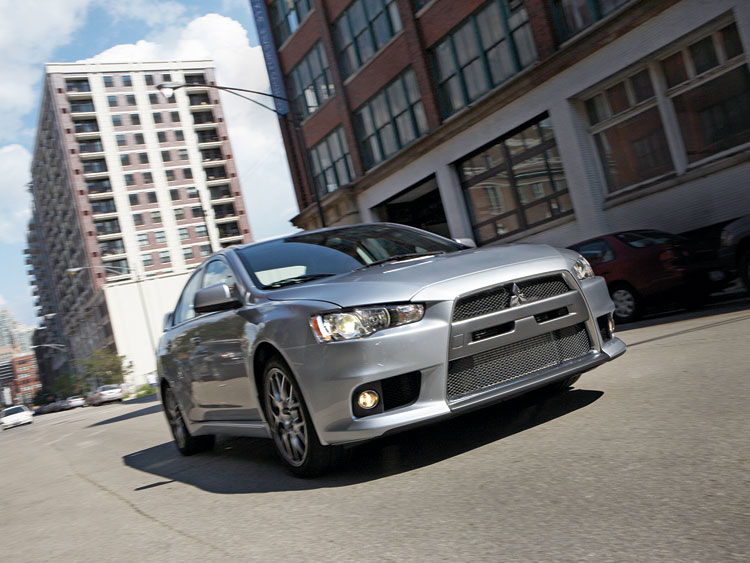 2008 mitsubishi lancer evolution mr january 2010 four. Black Bedroom Furniture Sets. Home Design Ideas