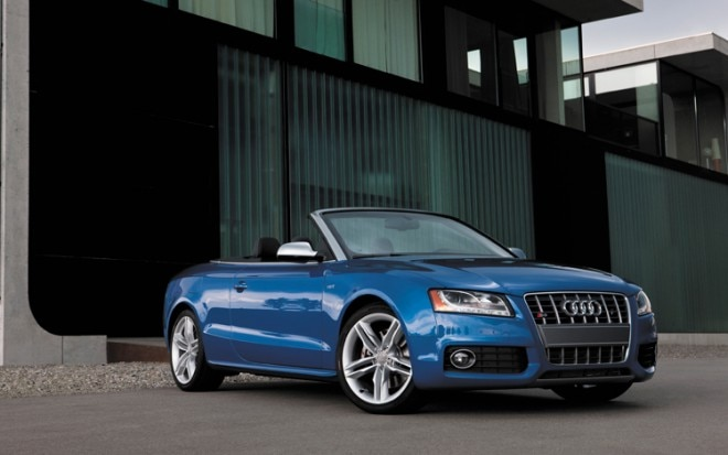 0912 01 Z 2010 Audi S5 S Tronic Cabriolet Front Three Quarter View 660x413