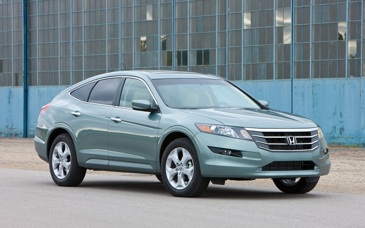 2010 honda accord crosstour ex l 4wd honda crossover suv review automobile magazine. Black Bedroom Furniture Sets. Home Design Ideas