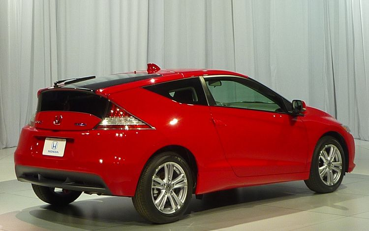 2011 honda cr z hybrid 2010 detroit auto show coverage new car reviews concept cars. Black Bedroom Furniture Sets. Home Design Ideas