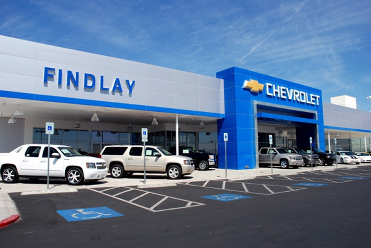 general motors pushing for dealership remodels