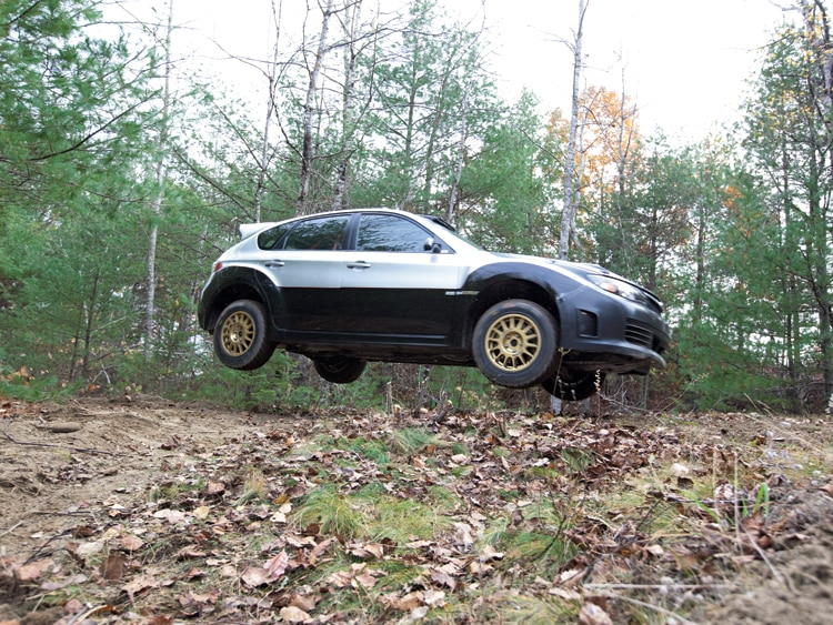 1002 01 Z Subaru Impreza WRX STI Private Rally Playground