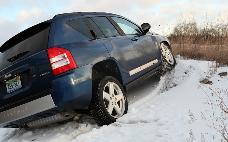 Firestone Firehawk As Review >> 2010 Jeep Compass Limited 4x4 - Jeep Compact SUV Review ...