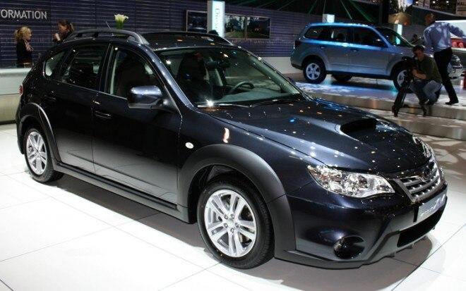 1003 07 Z 2010 Subaru Impreza XV Front Three Quarters View 660x413