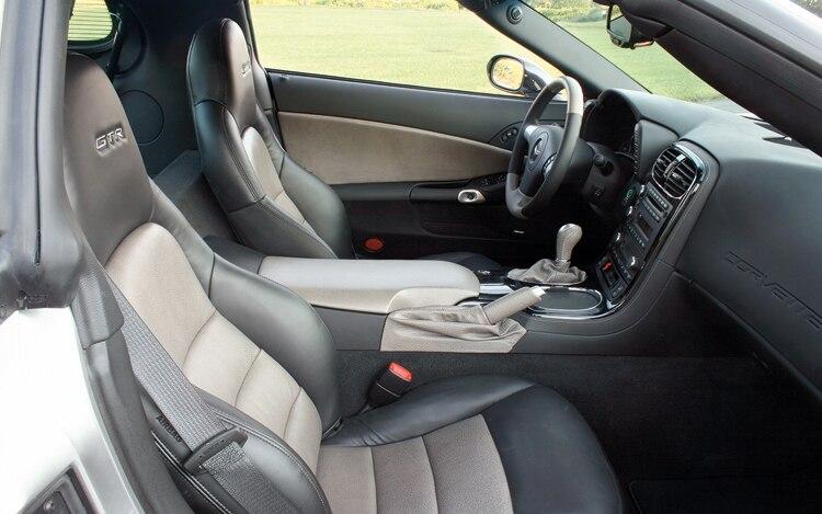 Specter Werkes Corvette Gtr Vs Slp Camaro Zl575 Sport