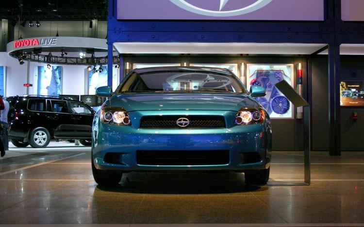 2010 Scion Tc Rs 6 0 Front View1