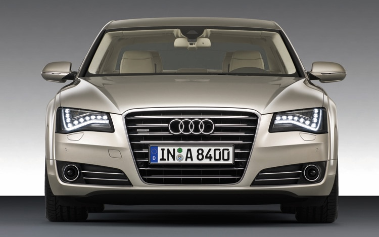 2011 audi a8 audi luxury sedan review automobile magazine. Black Bedroom Furniture Sets. Home Design Ideas