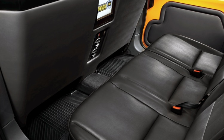 2010 ford transit cng taxi 2010 chicago auto show coverage new car reviews concept cars
