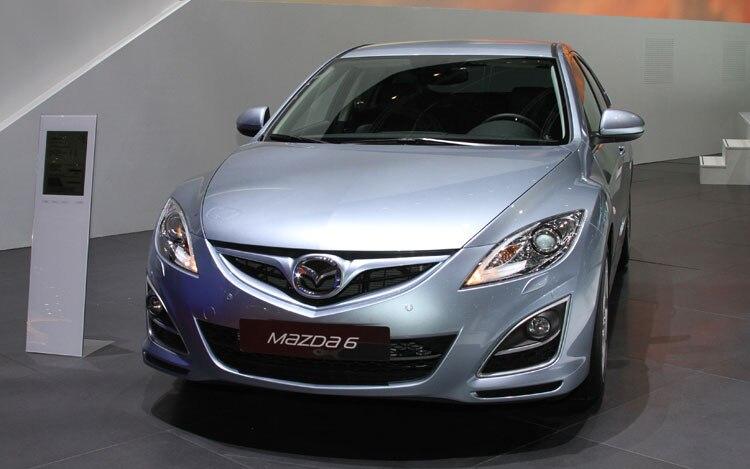 2011 Mazda6 Front1