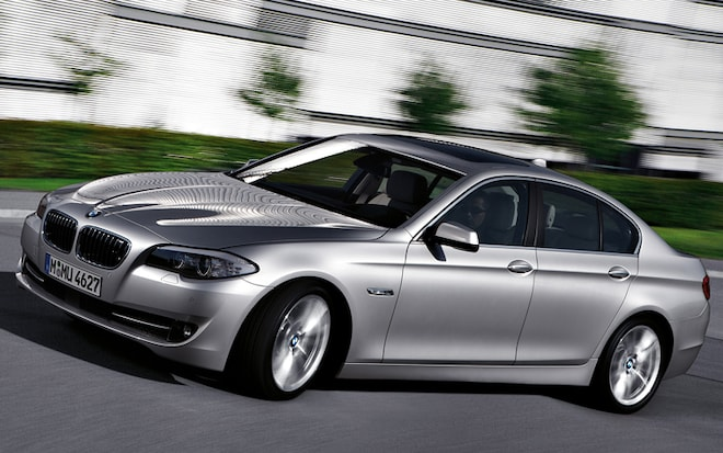 BMW Adds A Few New Models Engines For Model Year - Bmw 2011 models
