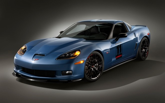 1003 01 Z 2011 Chevrolet Corvette Z06 Carbon Edition Front Three Quarter View 660x413