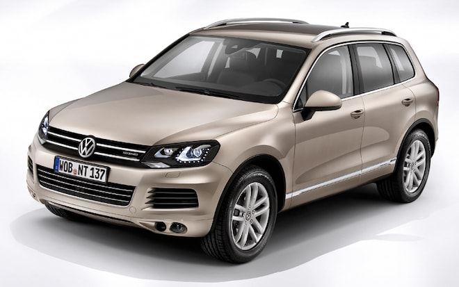 2011 volkswagen touareg hybrid volkswagen hybrid suv. Black Bedroom Furniture Sets. Home Design Ideas