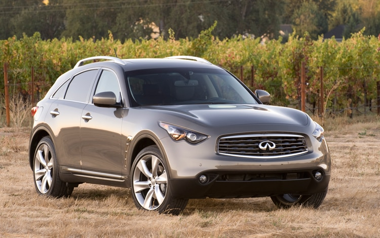 Image Result For  Infiniti Fx Awd