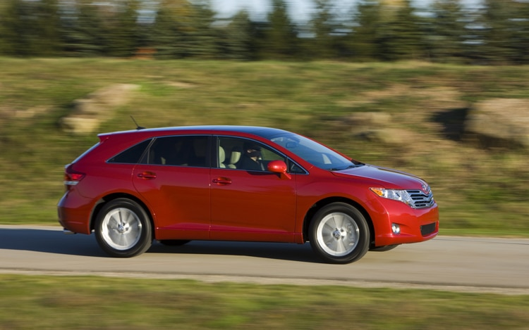2010 Toyota Venza Awd Toyota Crossover Suv Review