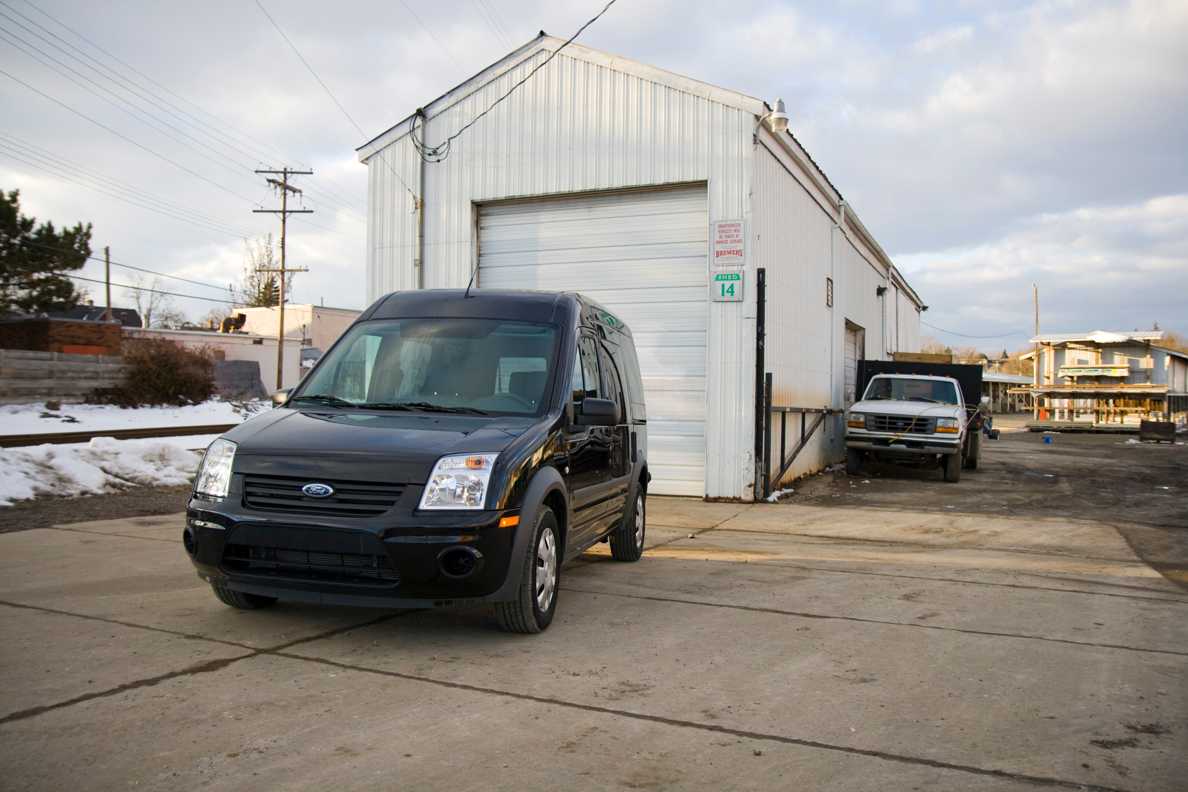 2010 Ford Transit Connect Xlt Wagon Ford Fullsize Wagon