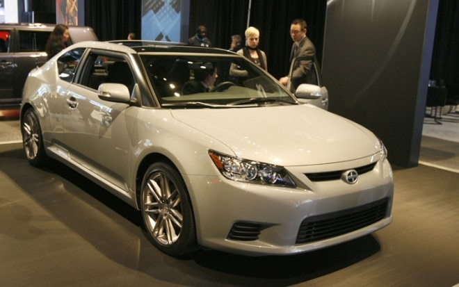 2011 Scion TC Stock Front Three Quarter View1 660x413