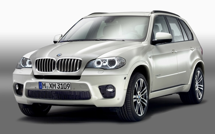 bmw creates new x5 m sports package. Black Bedroom Furniture Sets. Home Design Ideas