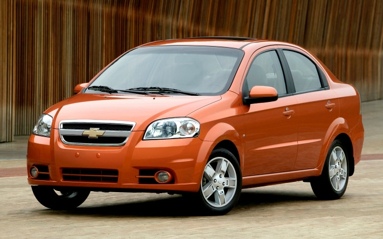 chevrolet aims to equip compact cars with more standard equipment. Black Bedroom Furniture Sets. Home Design Ideas