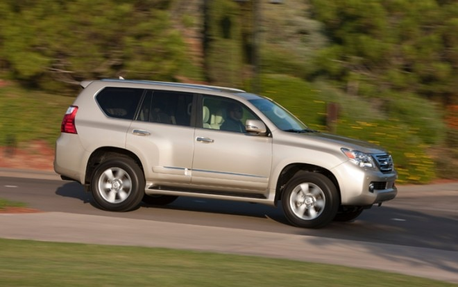 1003 Z 03 2010 Lexus GX460 Premium Side View 660x413