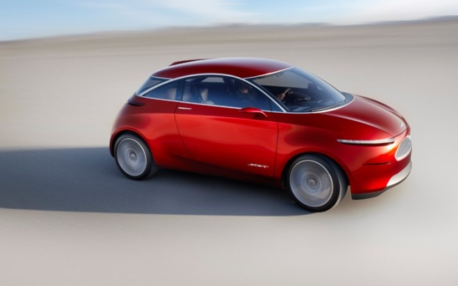1004 03 2010 Ford Start Concept Front Three Quarter View 660x413