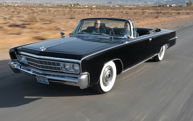1966 Imperial Crown Convertible The Pawn Stars
