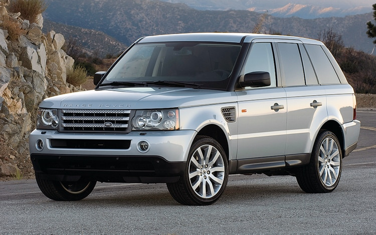 land rover 101 luxury suv review automobile magazine. Black Bedroom Furniture Sets. Home Design Ideas