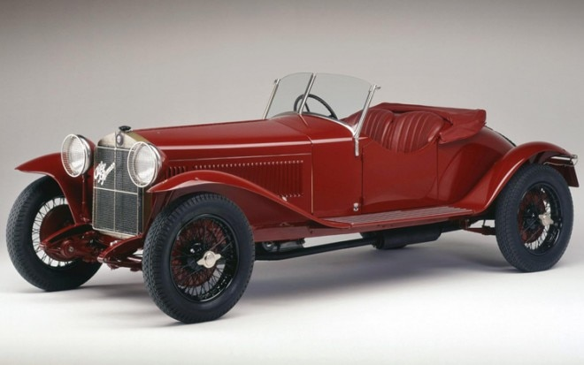 High Five Alfa Romeo S Mille Miglia Team Pulls Five Cars
