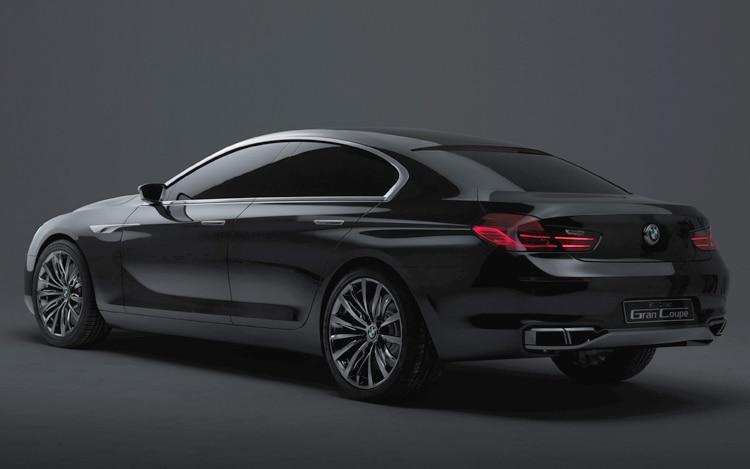 BMW Concept Gran Coupe, 2010 Beijing Auto Show - Automobile Magazine
