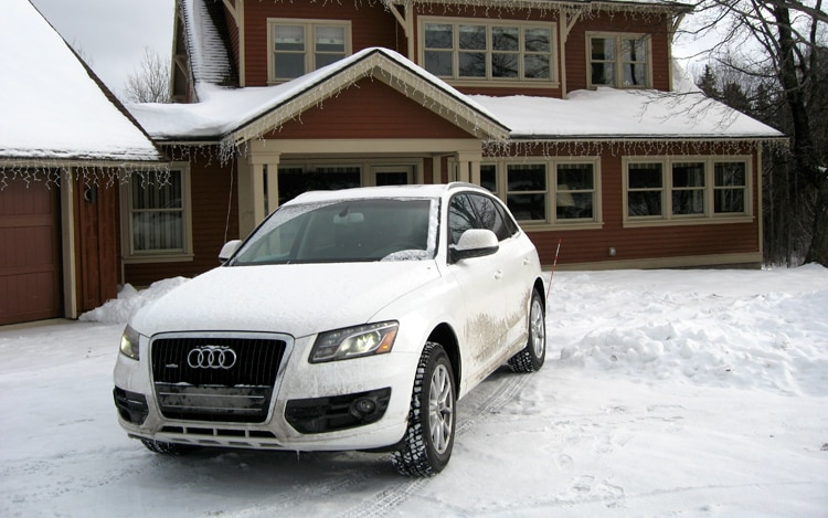 2010 Audi Q5 3 2 Audi Luxury Crossover Suv Long Term Review Automobile Magazine