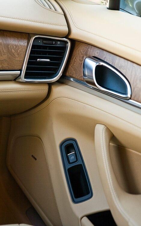 Bmw 550i gran turismo vs porsche panamera s luxury for 15 panel interior door