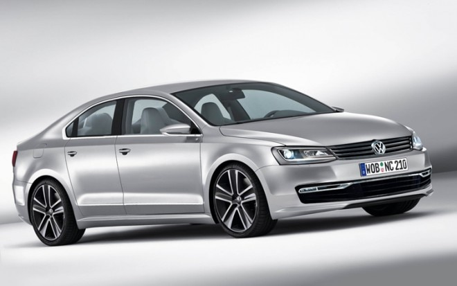 1005 01 2011 Volkswagen Passat Front Three Quarter View 660x413