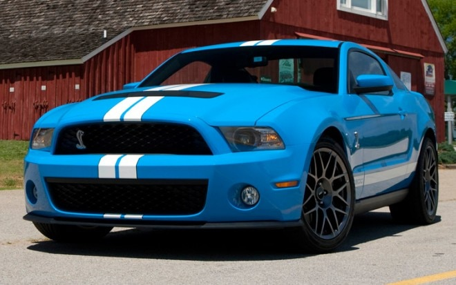1005 01 Z 2011 Ford Shelby Mustang Gt500 Front Three Quarters View 660x413