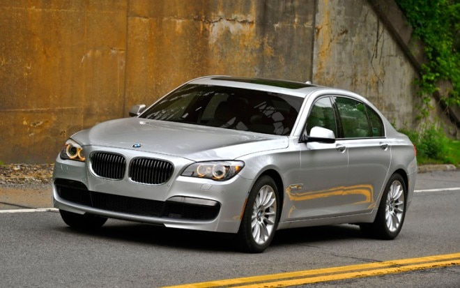 1005 02 2011 BMW 740Li Front Three Quarter View 660x413