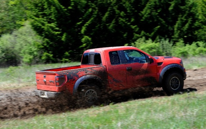 2010 Ford F 150 SVT Raptor 6 2 Right Side Driving 660x413
