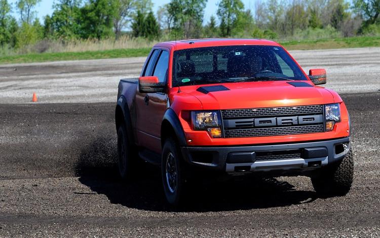 2010 ford f 150 svt 6 2 liter raptor ford fullsize pickup truck review automobile magazine. Black Bedroom Furniture Sets. Home Design Ideas