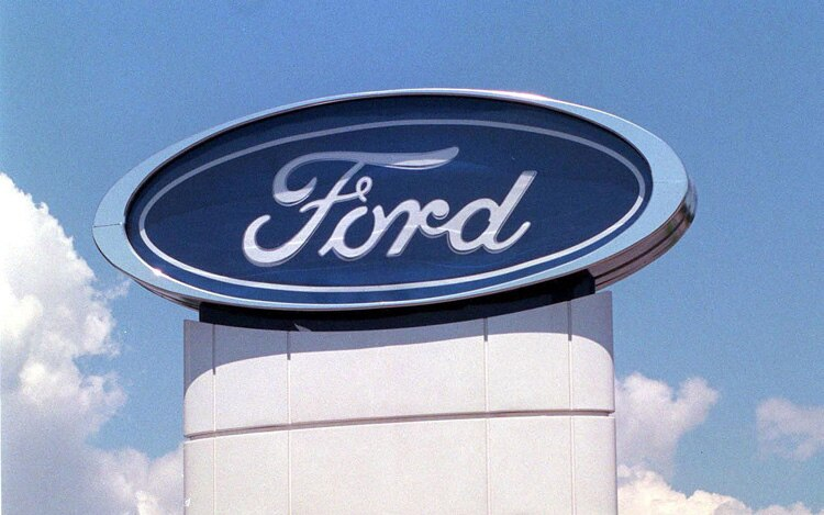 Going Strong Ford S April Sales Jump 25 Percent