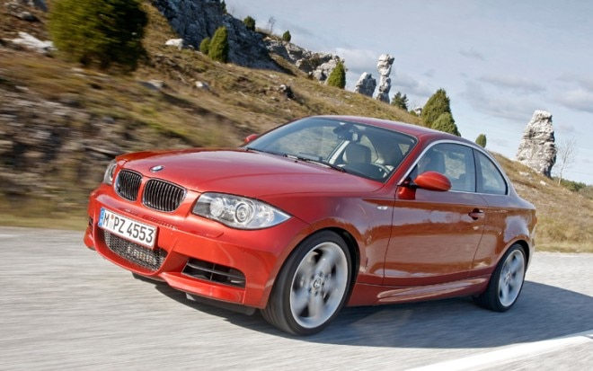 1005 04 2011 BMW 135i DCT Front Three Quarter View 660x413