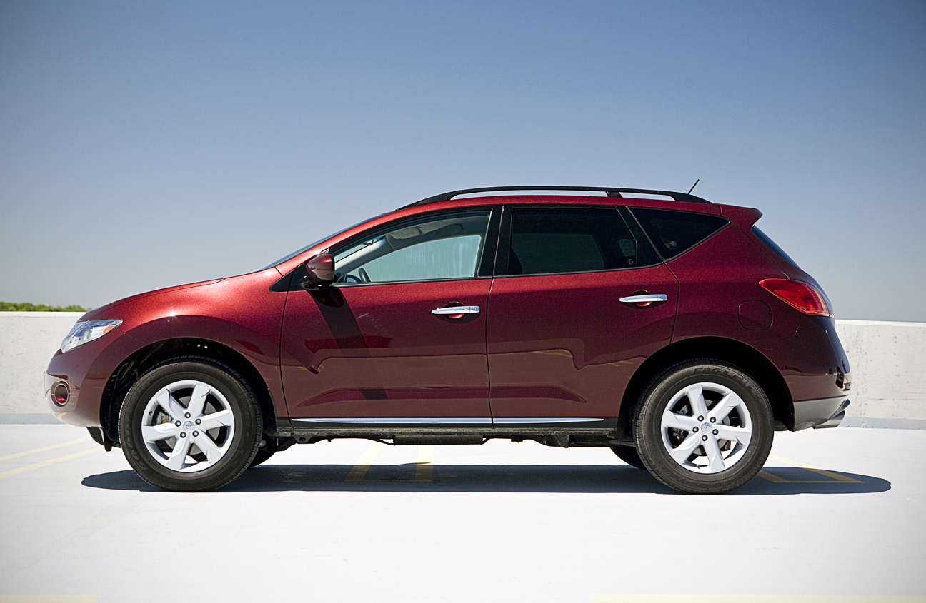 2010 nissan murano sl awd editors 39 notebook review. Black Bedroom Furniture Sets. Home Design Ideas