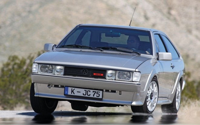 1006 01 1986 1988 Volkswagen Scirocco 16v Front Three Quarter View 660x413